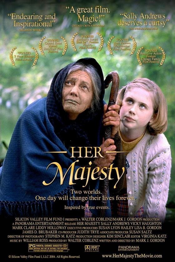 Ее величество (Her Majesty)