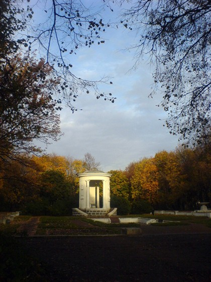 Памятник 800-летию Москвы