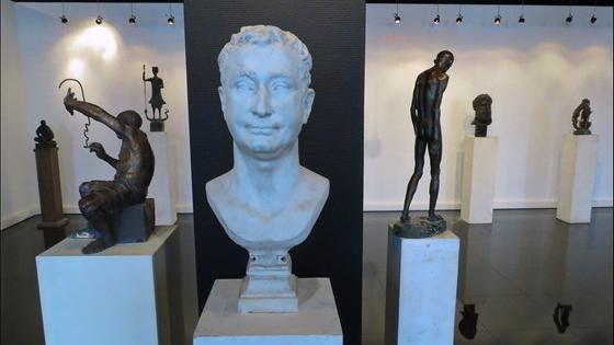 Скульптура. Мастерство и вдохновение