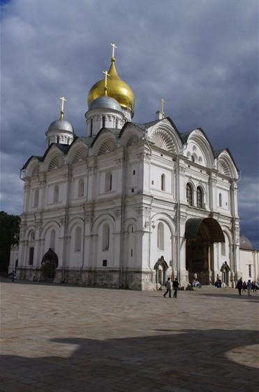 Архангельский собор (собор Михаила Архангела) Московского Кремля