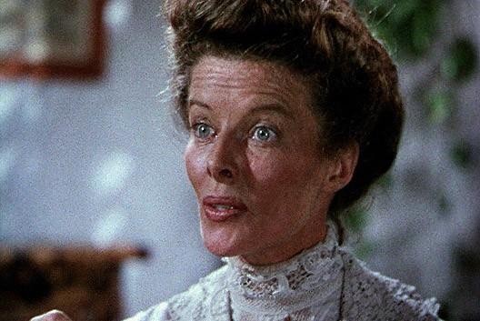 Кэтрин Хепберн (Katharine Hepburn)