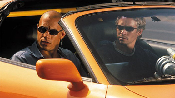 Форсаж (The Fast and the Furious)