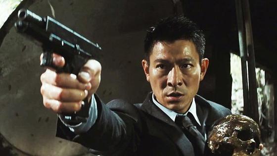Слепой детектив (Man Tam)