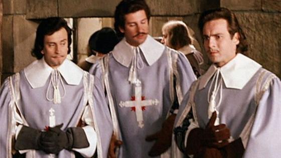 Три Мушкетера: Месть Миледи (Les Trois mousquetaires: La vengeance de Milady)