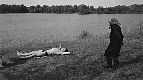 Видения Виктора Колара. Чешское фото