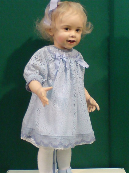 XI Международная выставка художественных кукол