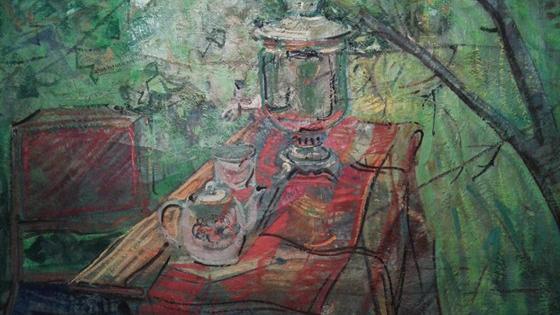 Выставка одной семьи. Московские художники Рогозины