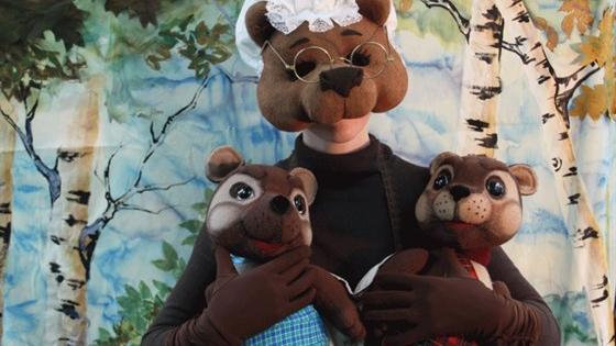 Два веселых медвежонка