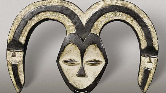 Искусство тропической Африки из коллекции Михаила и Леонида Звягиных