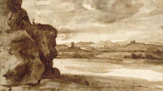 Рисунки французских мастеров из Музея Альбертина