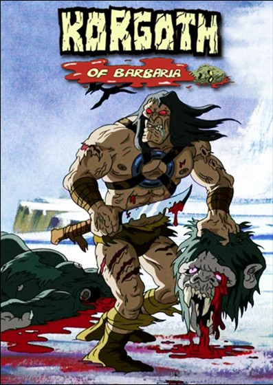 Коргот-варвар (Korgoth of Barbaria)