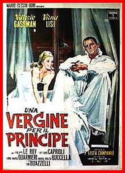 Девственница для принца (Una Vergine per il principe)