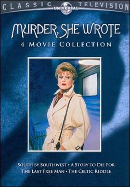 Она написала убийство: Смертельная история (Murder, She Wrote: A Story to Die For)