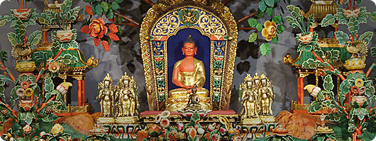 Сукхавати – Чистая земля будды Амитабхи