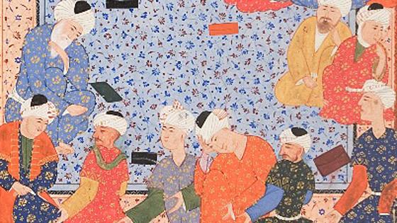 Классическое искусство исламского мира IX–XIX веков. Девяносто девять имен Всевышнего