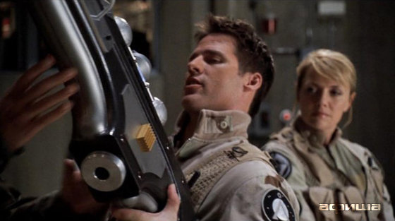 Звездные врата: На краю бесконечности  (Stargate: Continuum)