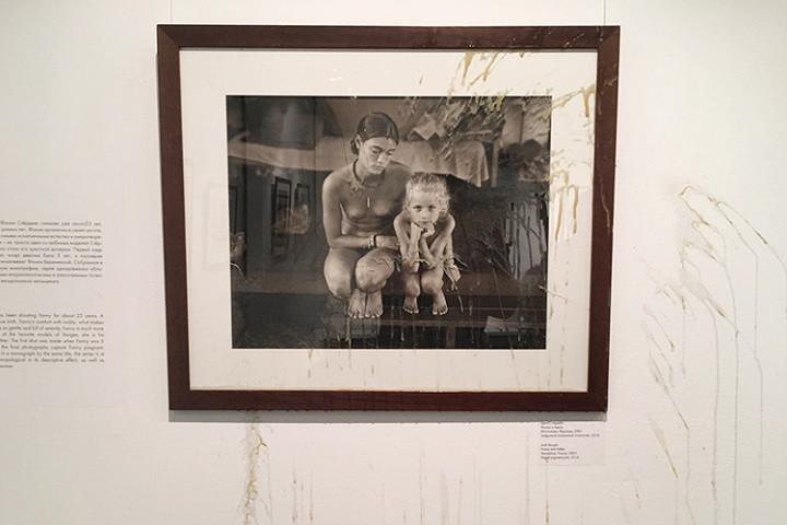 Выставка Джока Стерджеса — 21%