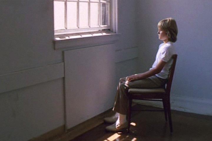 Маленький Майкл Майерс в стенах психиатрической больницы