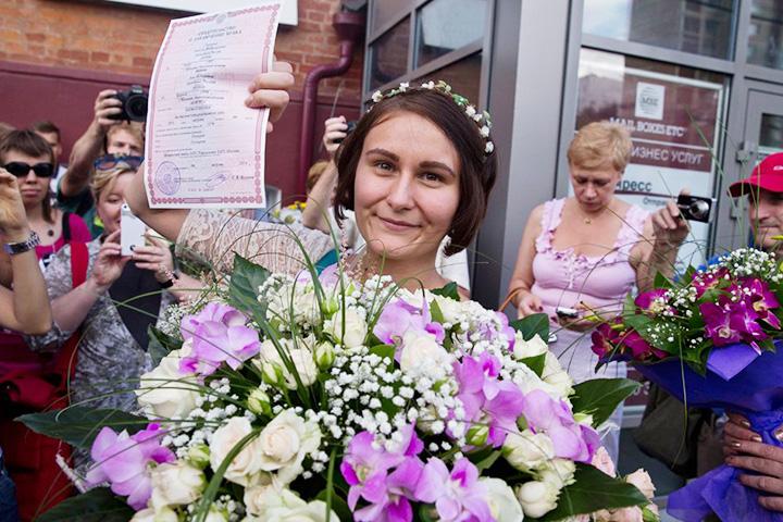 Анна Карпова, ставшая женой Алексея Гаскарова