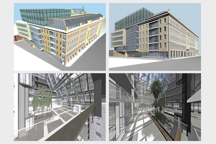 Так должен выглядеть многофункциональный комплекс на месте комплекса домов Нирнзее