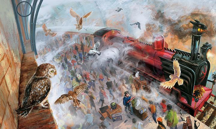 Новое видение Гарри Поттера