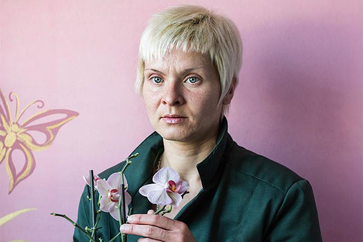 Портреты женщин-заключенных