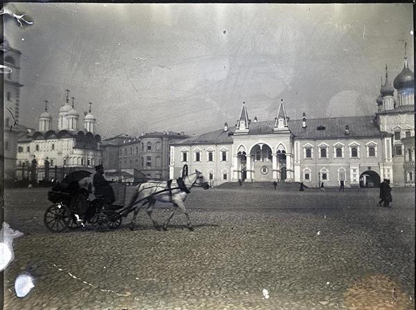 Москва доктора Живаго