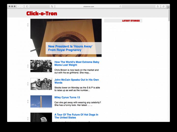 Интригующие заголовки, речи «под Обаму» и машинный «Гарри Поттер»