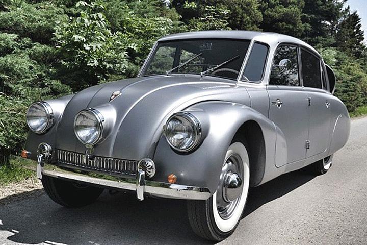 Машина — убийца нацистских офицеров