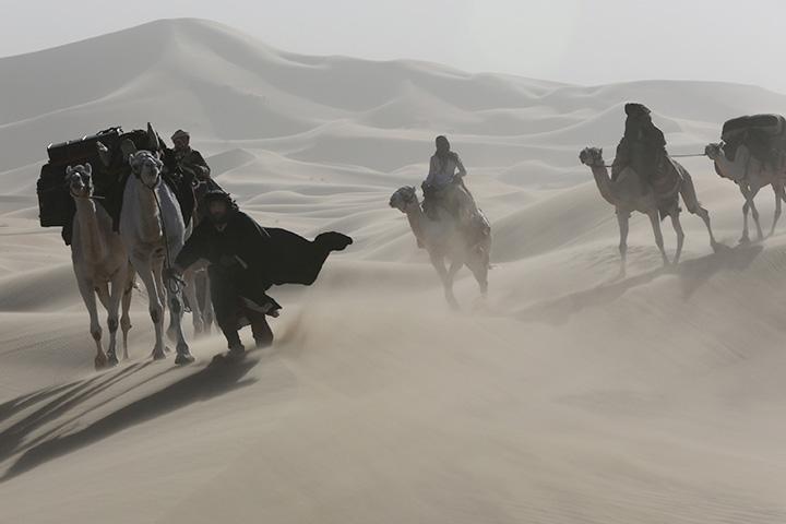«Королева пустыни» Вернера Херцога