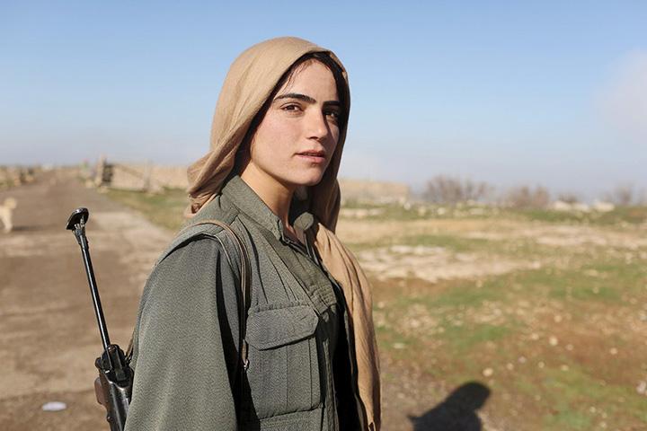 Женщины и джихад в Сирии