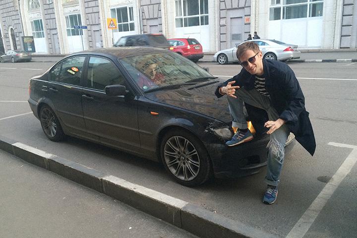 Автомобилист Григорьев, помимо прохождения игр «Клаустрофобии», в тот день участвовал также в квесте, устроенном ему Департаментом транспорта