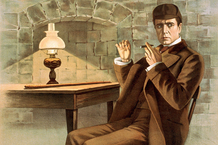 Фрагмент афиши пьесы 1900 года