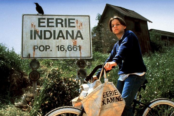 «Город сверхъестественного. Индиана» («Eerie, Indiana»), 1991–1992