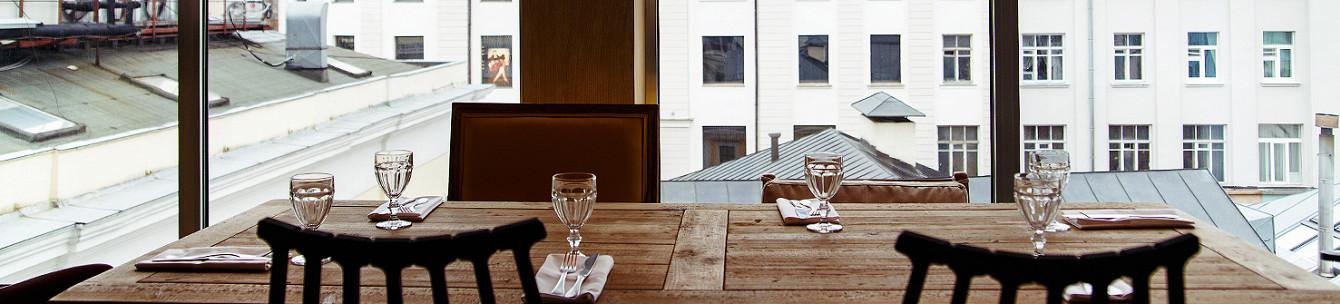 Рестораны с лучшим видом на Москву