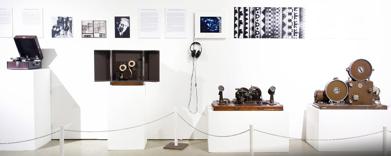 Что смотреть на выставке «Пионеры звука»