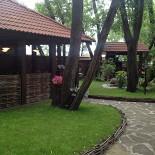 Ресторан Иверия - фотография 3 - Внутренний дворик