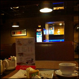 Ресторан Youme - фотография 1 - Уютненько и вкусненько))) ммм...