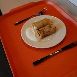 Ресторан Ла карот - фотография 1 - Блинчики на завтрак