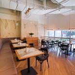 Ресторан Upside Down Cake Co. Метрополис - фотография 2
