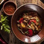 Ресторан Джонджоли - фотография 3 - Суп Лагман