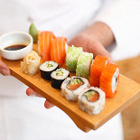 Ресторан Суши-тайм - фотография 1