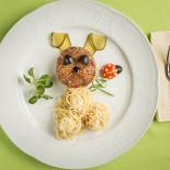 """Ресторан На мельнице - фотография 1 - Детское меню. """"Мишкин обед""""."""