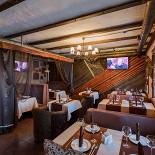 Ресторан Тандыр - фотография 1 - Уютный восточный Зал