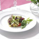 Ресторан Pane & Olio - фотография 6 - Постный салат с булгуром