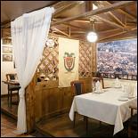 Ресторан Буль-вар - фотография 2 - Кабинки на 2 этаже