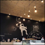 Ресторан Coffee Crew на Мичуринском - фотография 3