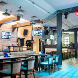 Ресторан Octopus - фотография 4 - Караоке зал