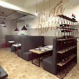 Ресторан Паста вино - фотография 3