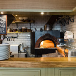 Ресторан Semplice - фотография 1 - Настоящая дровяная печь